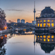 The Bode Museum, the Television Tower and the river Spree - PhotoDune Item for Sale