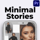 Minimal Stories | Premiere Pro | MOGRT - VideoHive Item for Sale