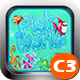 Fish World Jigsaw Puzzle Game (Construct 3 | C3P | HTML5) Admob and FB Instant Ready
