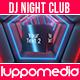 Dj Night Club Logo Loop - VideoHive Item for Sale