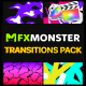 Stylish Colorful Transitions | FCPX - VideoHive Item for Sale