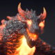 Fire Dragon Intro - VideoHive Item for Sale