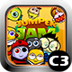 Jumper jam Jumping Game (Construct 3 | C3P | HTML5) Admob and FB Instant Ready