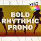 Bold Rhythmic Promo - VideoHive Item for Sale