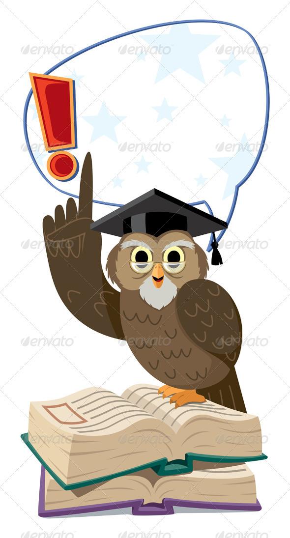 Owl - Characters Vectors