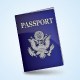 Vector Passport Icon - GraphicRiver Item for Sale