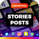 Contextual Instagram Stories - VideoHive Item for Sale