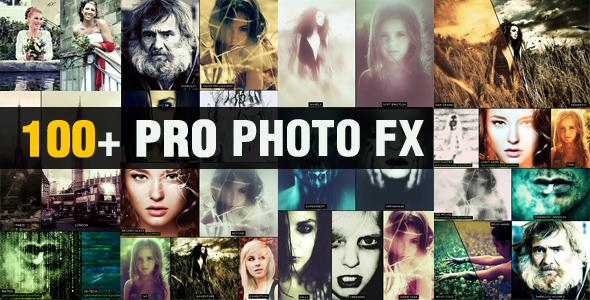 180+ Photo FX