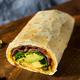 Homemade Healthy Trendy Breakfast Egg Burrito - PhotoDune Item for Sale