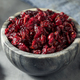 Healthy Organic Dried Cranberries - PhotoDune Item for Sale