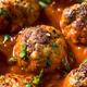 Homemade Healthy Italian Turkey Meatballs - PhotoDune Item for Sale