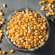 Raw Dry Organic Yellow Popcorn - PhotoDune Item for Sale