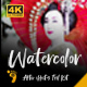 Watercolor AE Art Tool - VideoHive Item for Sale