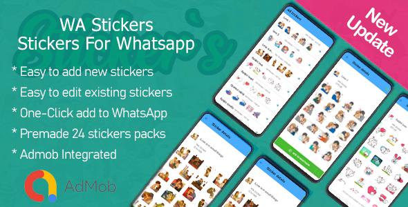 WA Stickers - Stickers For Whatsapp
