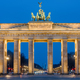 The Brandenburg Gate in Berlin - PhotoDune Item for Sale