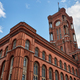 The famous Rotes Rathaus - PhotoDune Item for Sale
