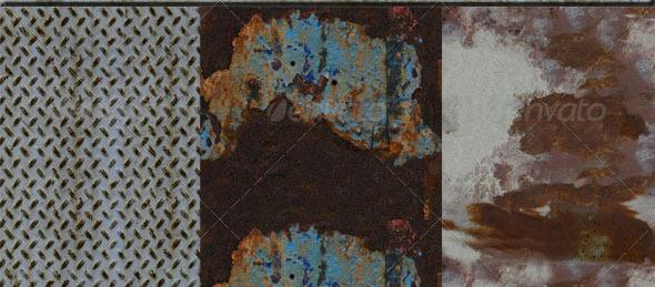 Iron Texture - Metal Textures