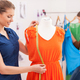 Designer measuring dress. - PhotoDune Item for Sale