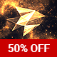 Influx | Flow Particles Titles - VideoHive Item for Sale