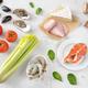 Assortment of Umami foods - PhotoDune Item for Sale