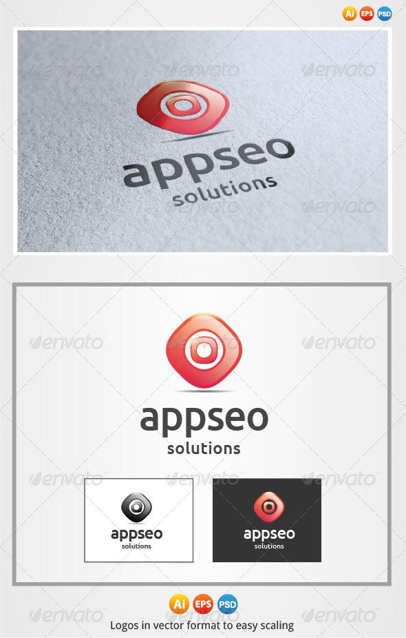 App Seo - Symbols Logo Templates