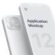 Application Mockup - VideoHive Item for Sale