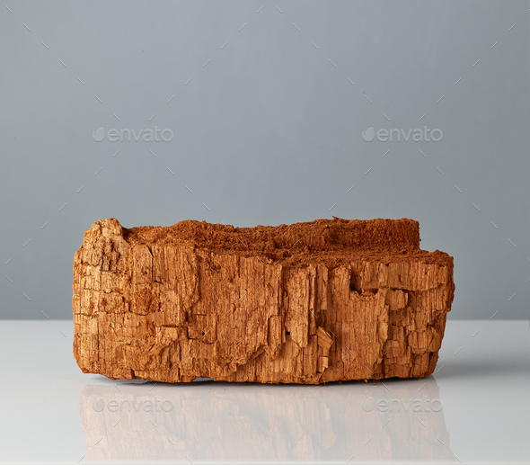 piece of old wood - Stock Photo - Images