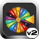 Wheel of Fortune Game v2 (Construct 3   C3P   HTML5) Admob and FB Instant Ready