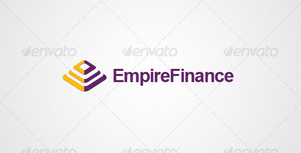 Accounting & Finance Logo 0101 - Objects Logo Templates