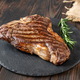 Grilled T-bone steak with fresh rosemary - PhotoDune Item for Sale