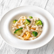 Fusilli with broccoli and shrimps - PhotoDune Item for Sale
