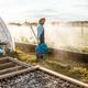 Handsome farmer on a farmland outdoors - PhotoDune Item for Sale