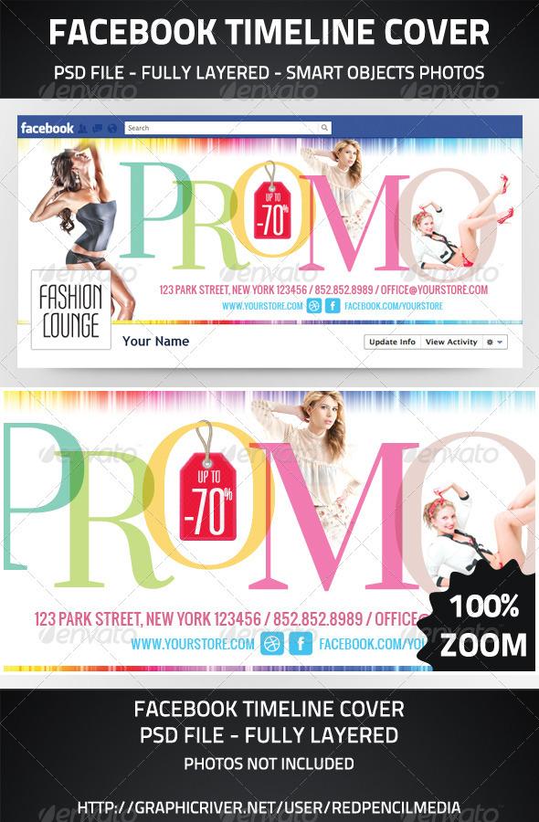 Promo Facebook Timeline Cover - Facebook Timeline Covers Social Media