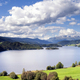 Panoramic view over the Norwegian lake Slidrefjorden - PhotoDune Item for Sale