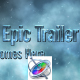 Cinematic Epic Trailer - Apple Motion - VideoHive Item for Sale
