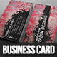 Grunge Skateboard Business Card - GraphicRiver Item for Sale