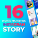 Digital Marketing Agency Instagram Story - VideoHive Item for Sale