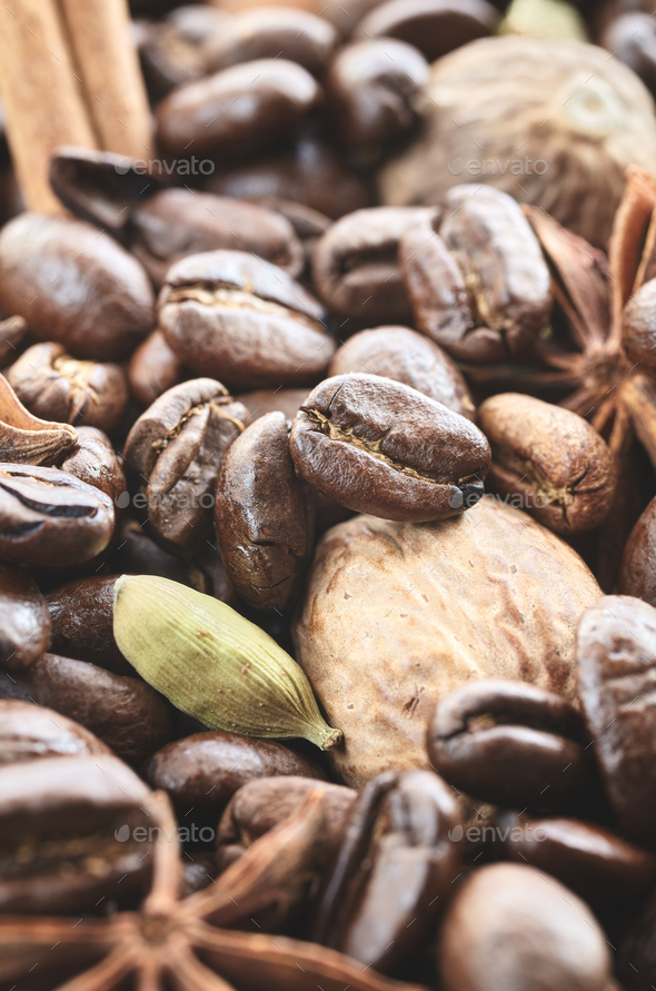 Aromatic coffee - Stock Photo - Images