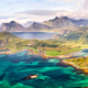 Lofoten Islands panorama - PhotoDune Item for Sale