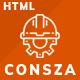 Consza - Construction & Architecture Template