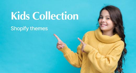 Kids eCommerce Themes by Zemez