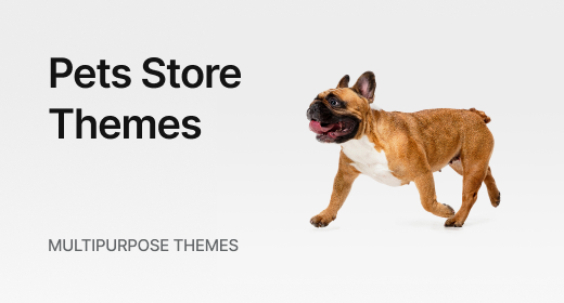 Pets Store Themes by Zemez