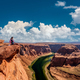 Tourist at Horseshoe Bend on Colorado River - PhotoDune Item for Sale