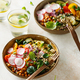 Healthy quinoa vegetarian buddha bowls - PhotoDune Item for Sale