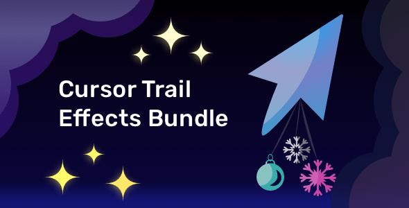Cursor Trail Effects Bundle