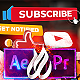 YouTube Subscribe - VideoHive Item for Sale