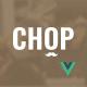 Chop - Barber Shop Vue JS Template