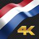 Long Flag Netherlands - VideoHive Item for Sale