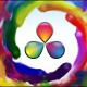 Colorful Smoke Logo Reveal - Davinci Resolve - VideoHive Item for Sale