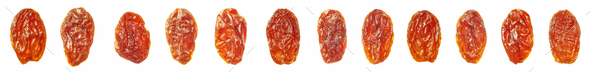 Raisins collection - Stock Photo - Images